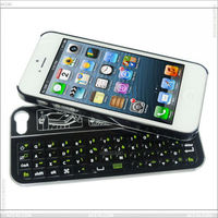 best selling products wireless detachable magnetic bluetooth keyboard for iphone 5 P-IPH5BLUEKB0014