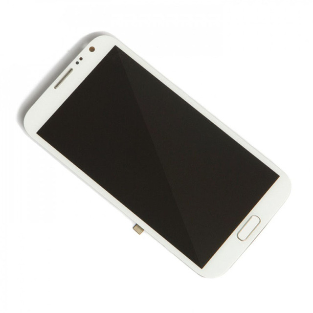 Replacement mobile phone lcd for samsung galaxy note 2 n7100 lcd touch screen