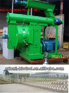 Professional Working MZLH Series Wood Pellet Mill Industry Use MLZH420-daivy121121