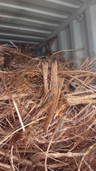 High Grade Copper Wire Scrap99.95% Min