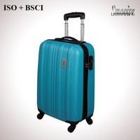 matte finish classical fashion polycarbonate PC luggage case