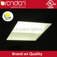 Dimmable Ultra Thin Flush Mounted Recessed