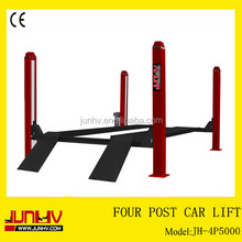 Launch JH -4P5000 5000kg capacity alignment used 4 post car lift for sale