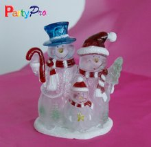 2016 New Design LED Decoration 100 Wholesale Clear Glass Christmas Ornaments