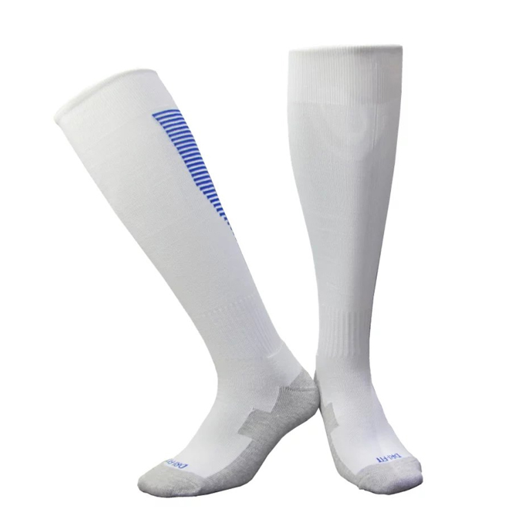 Factory Outlet Cheap Striped Soccer Socks for Sale