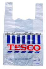 Promotional plastic bags for packaging chicken essence