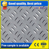 embossed aluminum sheet roll of aluminum diamond plate 2mm thick