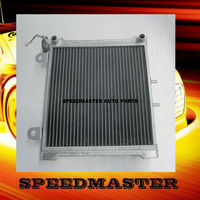 ATV Racing Radiator For DS650X DS650 2003 with cap