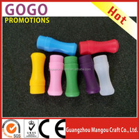 Hot Selling OEM Silicone e pipe drip tip , 510 e-cigarette soft tip covers/rubber disposable test tips mouthpiece