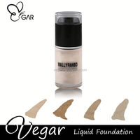 natural foundation Waterproof Liquid makeup foundation