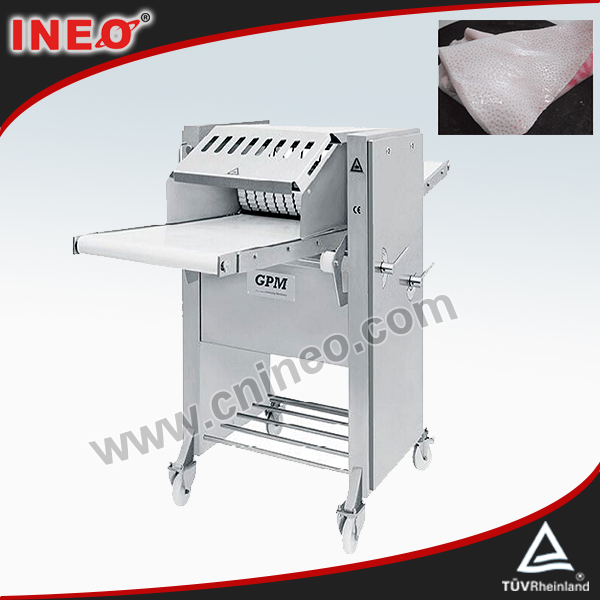 Commercial Remove Pork Skin Cutting Machine/Pork Skinner/Pork Processing Machinery
