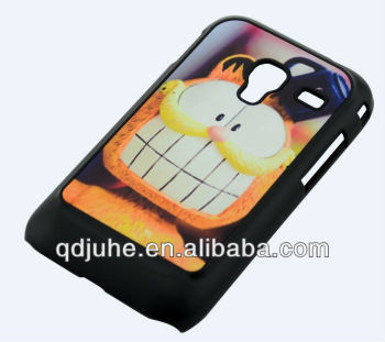 Sublimation phone case for Galaxy Ace plus S7500