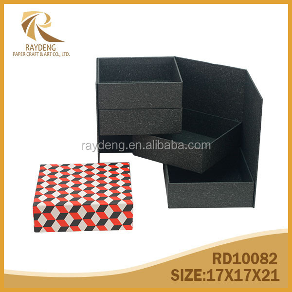 Special shape storage box