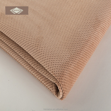 China Factory High Quality Knitted 100% Polyester Velvet Fabric for Sofa/Furniture/Upholstery
