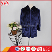 flannel fleece top sleepwear