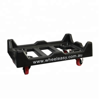 2019 Plastic Dolly for Moving Crate
