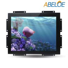 17 Inch Metal Shell Open Frame Touch Screen Monitor high brightness