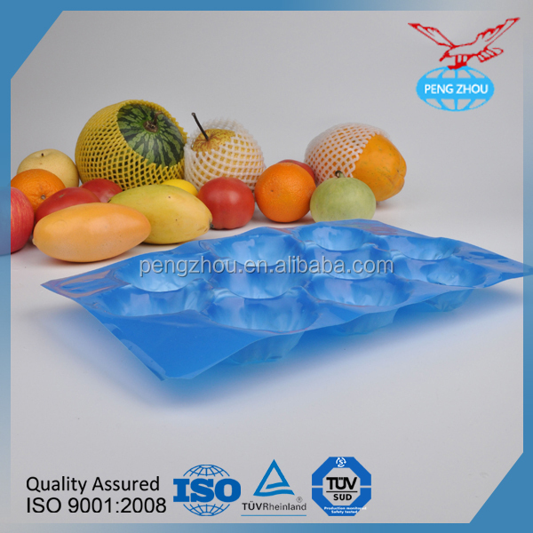 large plastic tray Supermarket Plastic Fruit tray