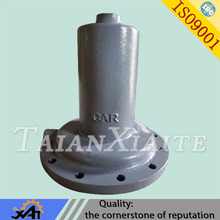 Customized ductile iron resin sand casting engine valve protection caps