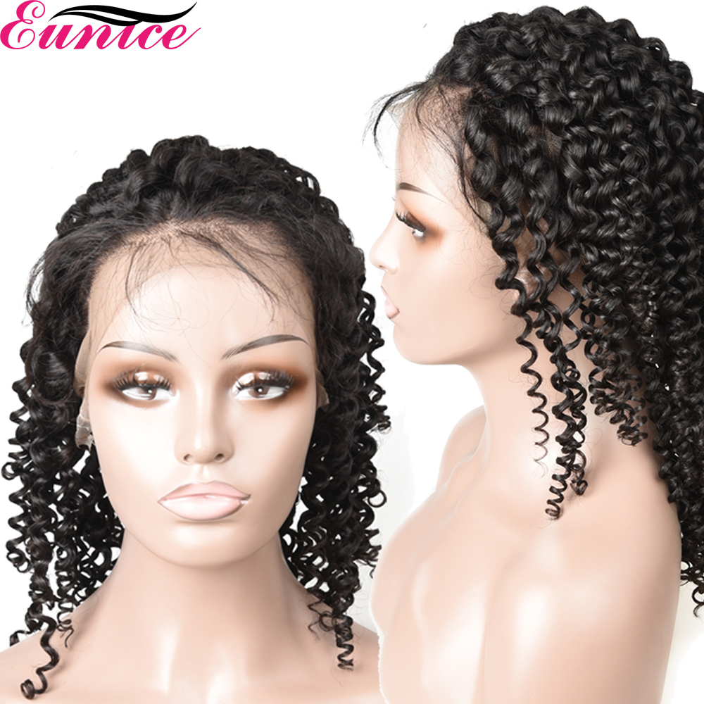 New Product China Wigs Manufacturer Sell Curl Black Full Lace Wig Brazilian Human Hair