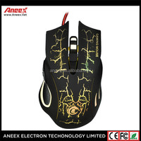 New fashion 6 buttons logitech gaming mouse