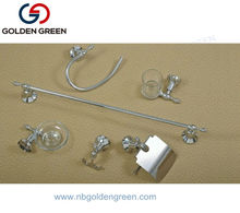 304#Stainless steel adhesive and ceramic Bathroom accessories