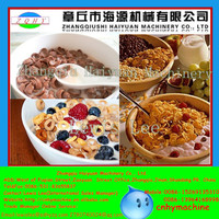 Haiyuan CE Certificate Best Fully Automatic Breakfast Cereals Machine