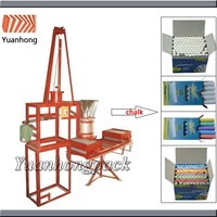 Chalk Piece Manufacturing Machines