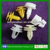 various automotive plastic clips from China