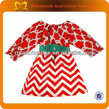 2014 The best desingner Christmas Baby dress Fashion Girls birthday dresses Baby 1 year old party dress