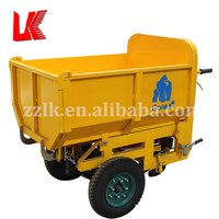 welding machine parts motorcycles three wheel mini dumper price with loading-self