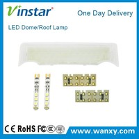 Vinstar front led dome lamp for BMW E70