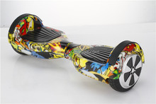 OEM Custom 6.5 inch 2 wheel Future Foot Smart Bluetooth Electric Scooter Hover board Overboa UL 2272 Standard electric board