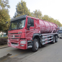 CANMAX SEWAGE TRUCK ST16 FOR SALE
