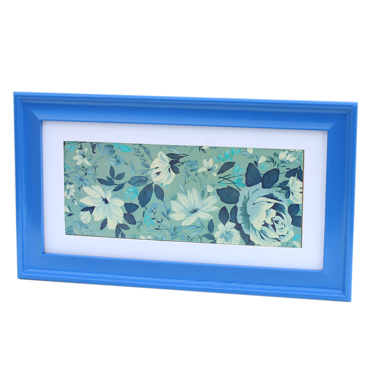 Baroque style classical panoramic painting frames moulding