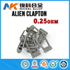 China supplier prebuilt vapor wire staggered fused Clapton Alien Coils for Vaping