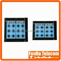 Cable entry system for different diameter of coax cable, feeder cable, power cable made by Fenbo Telecom