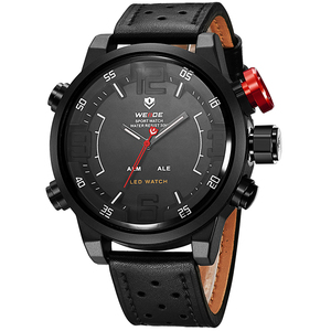 WEIDE Most Popular Products LED Display Mens Wrist Watches, Military Watches Men