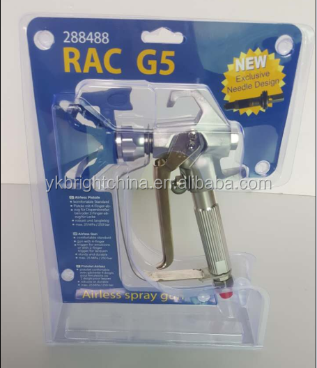 GR 243012 SG3 Airless Spray Gun Includes 515 RAC IV Tip w Handtight Guard NEW