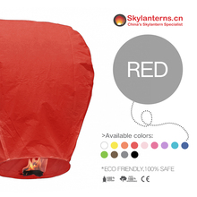 Wholesale Flying Traditional Chinese Red Lanterns