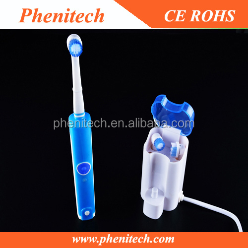 New arrival electric rechargeable toothbrush with lithium battery