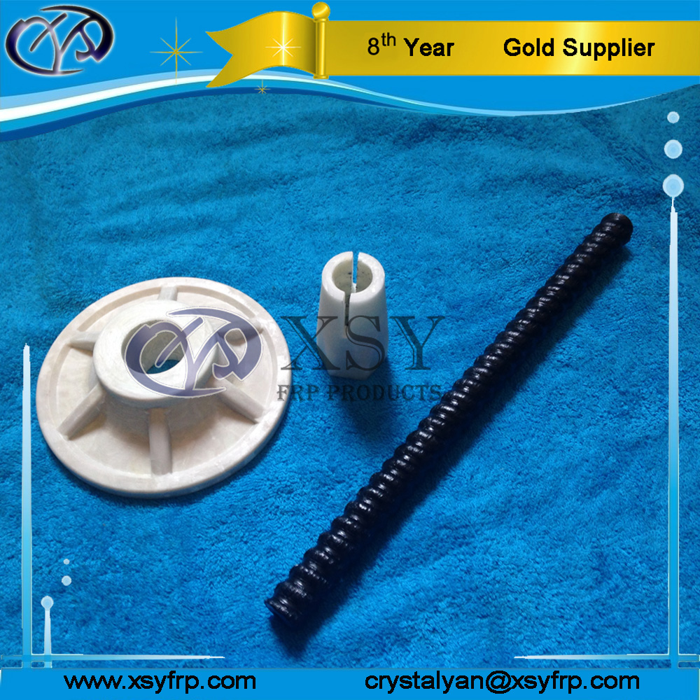 Power Thread FRP Rock Bolts For Underground Coal