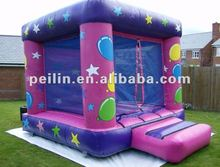 2012 fabulous purple inflatable bouncer