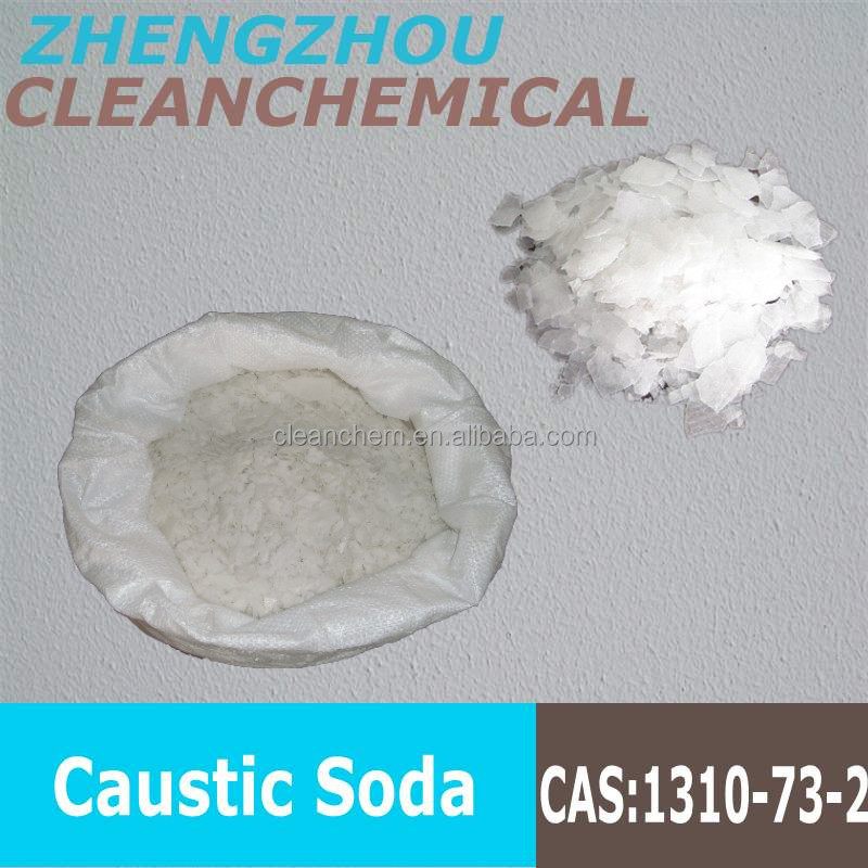 Clean Chemical Caustic Soda in refining petroleum products