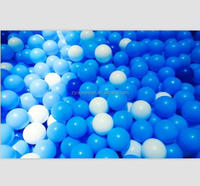 65mm Plastic Ball in Ocean Pool Pit Foldable Play for kids and baby In/Outdoor Play