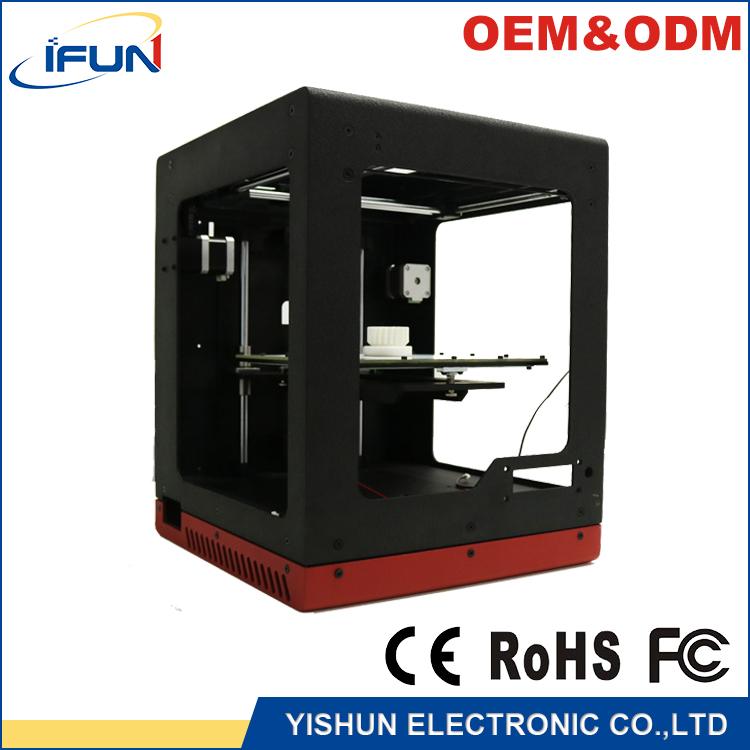 wholesale price professional Nylon filament extruder 3d metal industrial printer