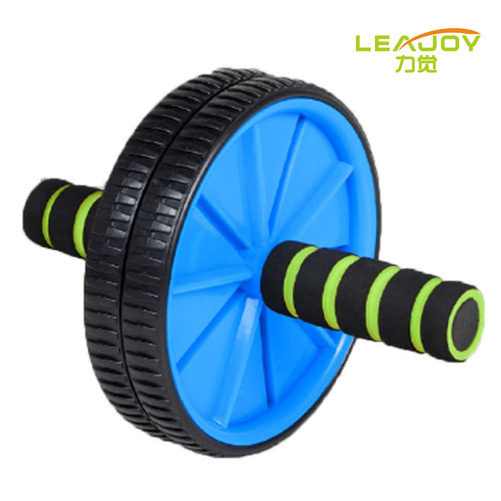 Gym Fitness Abdominal Exercise AB Wheel Roller