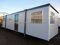2014 New style 40ft flat pack container homes for sale/green container homes