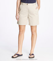high quality comfortable women cargo shorts of summer
