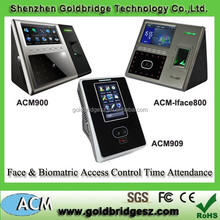 ACM-IFACE800 fingerprint and face recognition time and attendance system